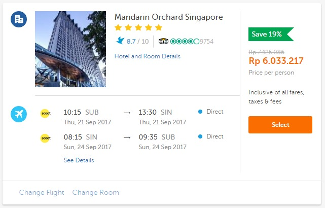 paket wisata ke singapura lebih mudah dan hemat