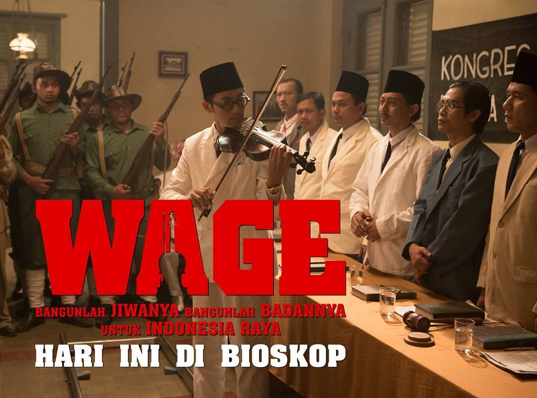 film wage