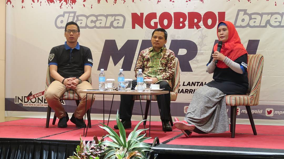 ngobrol bareng MPR di Surabaya