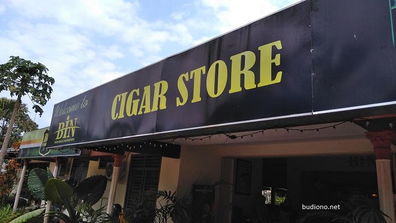BIN Cigar Store Jember
